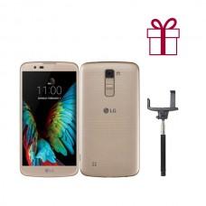 LG K10 K410 (золотой)
