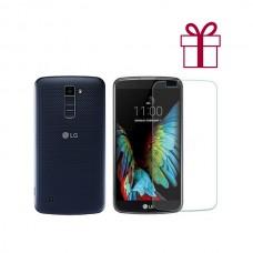 LG K10 LTE K430ds (синий)