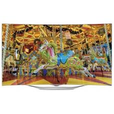 3D OLED телевизор LG 55EC930V